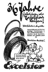 Excelsior Tyres