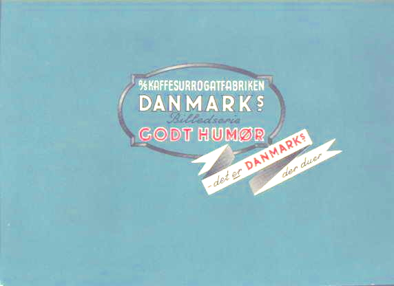Godt Humor Album - Back